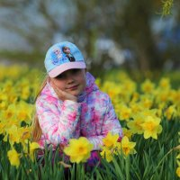 в цветах :: Щеголяева Татьяна