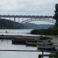 на берегу этой тихой реки....... :: Олег Дейнега
