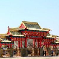 Южные ворота Центрального Хурула :: Светлана Попова
