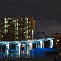 Огни ночного города 2 :: Павел Кочетов