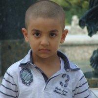 Мальчик с характером :: Gudret Aghayev