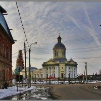 Собор Николая Чудотворца в Епифани :: Дмитрий Анцыферов