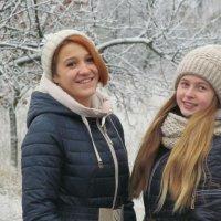 зима :: Анна Куриленко
