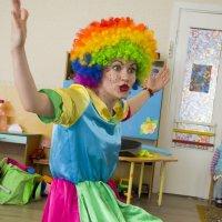 веселый клоун :: Мария Тарасевич