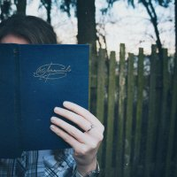 Книжные мечты :: Марья Цалко