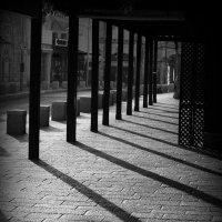 Утро. Дорога на блошиный рынок. Тель-Авив - Яфо :: Владимир Сарычев