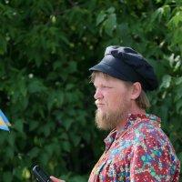 настоящий мужчина или контрасты жизни :: Олег Лукьянов