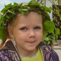 девочка весна... :: Алексей Бортновский