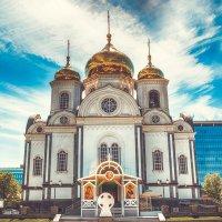 Храм Александра Невского (Краснодар) :: Олег Осокин