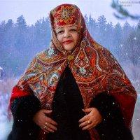 Ольга Валентиновна... :: Татьяна Полянская