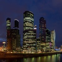 Москва-сити :: Роман Полианчик