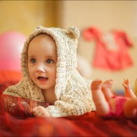 Детей нельзя себе позволить или не позволить. Детей нужно хотеть :) :: Алексей Латыш