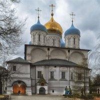 Новоспасский монастырь. Москва :: Marina Timoveewa