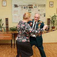 И в 89 лет танцы никто не отменял! :: Екатерина Василькова
