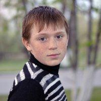 Детство :: Елена Давыдова