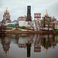 Новодевичий монастырь :: Viacheslav Birukov