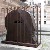 Нюрнберг,вот такой памятник :: Сергей Цветков