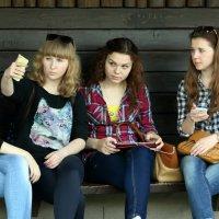 селфи для девочек :: Олег Лукьянов