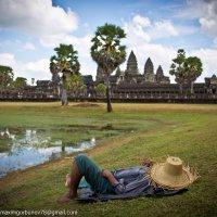 отдых, Камбоджа, 2015 :: Максим Горбунов