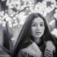 Ночной портрет :: Андрей Чернышов