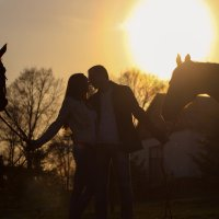 sunset love :: Sheri Day