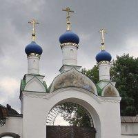 Монастырские врата :: Nikolay Monahov