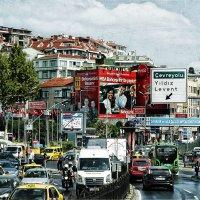 На улицах Стамбула (вариант) :: Григорий Карамянц