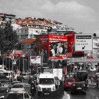 На улицах Стамбула (вариант 1) :: Григорий Карамянц