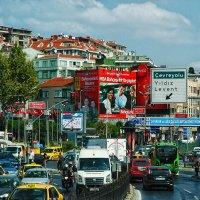На улицах Стамбула (вариант 2) :: Григорий Карамянц