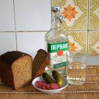 Пьяный натюрморт :: Андрей С