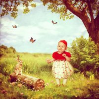 ретро-открытка :: Ирина Kачевская