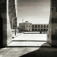 Из серии: Архитектура Эчмиадзина :: Levon Kiurkchian