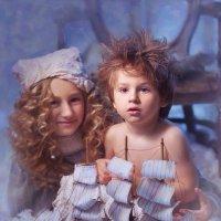 Ангелы-Сплюхи :: Надежда Шибина