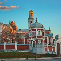 Иверский монастырь. Самара. :: Татьяна Кудрина