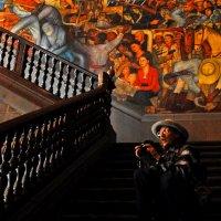 На ступенях истории.. :: Виктор Льготин