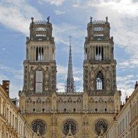 Кафедральный собор в Орлеане :: Виктор Льготин