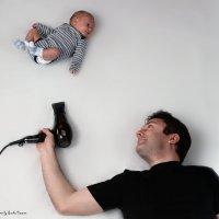 super papa :: Sacha Bouron