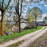 Деревня  Притерпа. :: Валера39 Василевский.