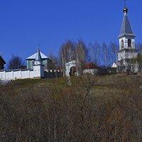 монастырь :: petyxov петухов