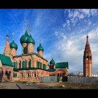 Церковь Иоанна Златоуста. Ярославль. :: Александр Назаров