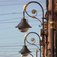 и вновь-городские вертикали... :: Марина Харченкова