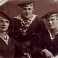 Моряки Черноморского флота. 1939 год. :: Нина Корешкова