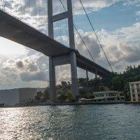 мост :: Дмитрий Лупандин