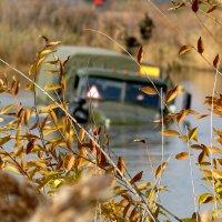 Форсирование реки :: Виктор Никаноров
