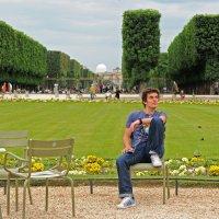 Люксембургский сад... :: Виктор Льготин
