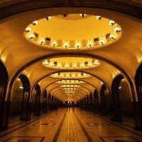 Metro :: Мария Буданова