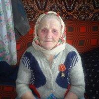 Труженица тыла :: Лариса Рогова
