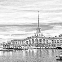 Морской порт Сочи :: Georgy Kalyakin