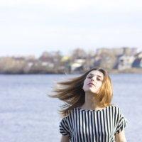 Ласкающий майский ветер :: Валерия Ермолаева