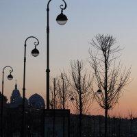 Санкт-Петербург ...На закате :: Наталья
